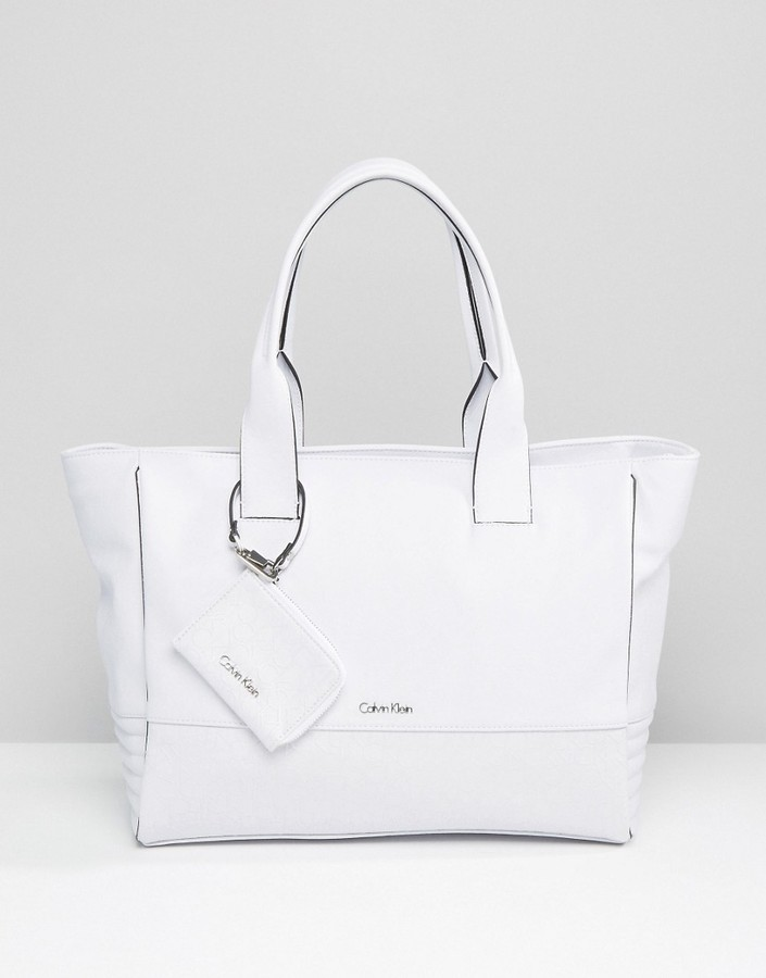 Calvin KleinCalvin Klein CK Jeans Large EW Tote Bag