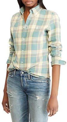 Polo Ralph Lauren Classic Fit Plaid Shirt