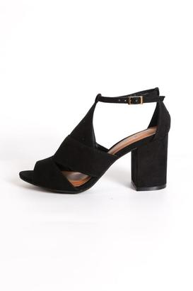 Bamboo Appetite Chunky Heel $38 thestylecure.com