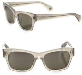 Oliver Peoples 71st Street 51MM Square Cat Eye Sunglasses