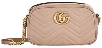 Gucci Small Marmont Matelassé Cross Body Bag