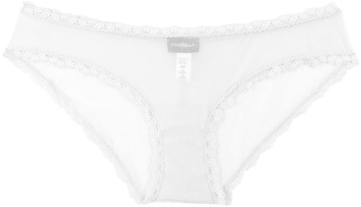 Cosabella Celine Solid Lowrider Hotpants