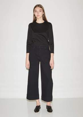 The Row Edna Cropped Jean