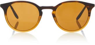 Barton Perreira Princeton Round Sunglasses