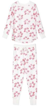 Pink Label Frederica Pajama Set