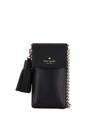 Kate Spade Pebbled Crossbody Phone Case