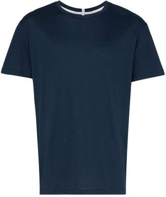 Lot 78 Lot78 relaxed fit plain cotton T-shirt