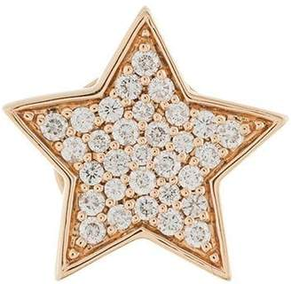 SuperStar Alinka 18kt rose gold STASIA diamond single stud