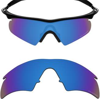 Oakley Mryok+ Polarized Replacement Lenses for M Frame Hybrid - Pacific Blue