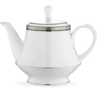 Noritake Regent Platinum Tea Pot