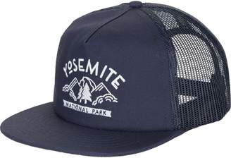 Parks Project Yosemite Valley View Trucker Hat