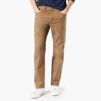 Dockers Men's Jean Cut Khaki All Seasons Slim-Fit Tech Pants D1