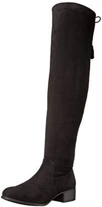 Madden-Girl Women's PRISSLEY Over The Knee Boot
