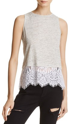 Generation Love Frances Back-Button Tank $148 thestylecure.com
