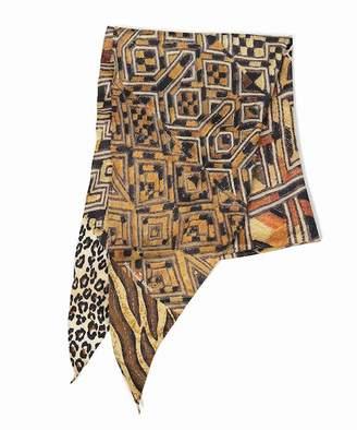 Pierre Louis Mascia VERMEIL par iena 三角スカーフ