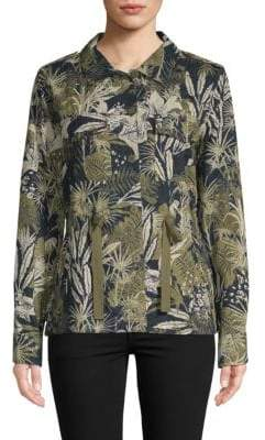 Sanctuary Island Fever Cotton Jacket