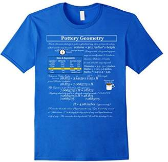 Pottery Geometry Determining Volume Tee Shirt