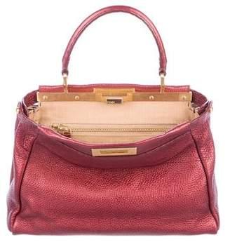 Fendi Small Selleria Peekaboo Bag