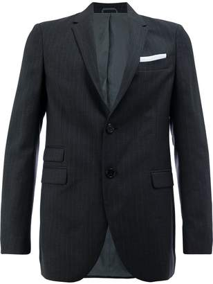 Neil Barrett pinstriped blazer