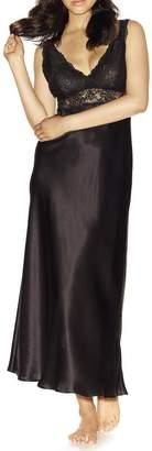 Nkimode Support Silk Gown