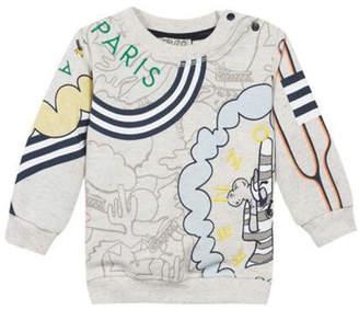 Kenzo Bruce Paris Sweatshirt