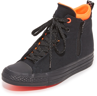 Converse Chuck Taylor All Star Selene High Top Sneakers $85 thestylecure.com