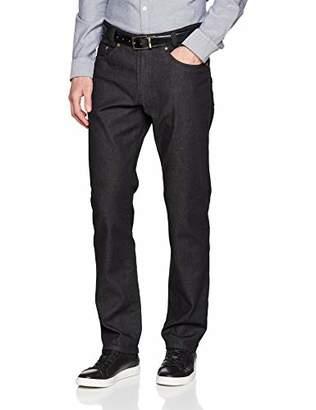 Atelier GARDEUR Men's Nevio Stay Straight Jeans, (Black 199), 44 W/30 L