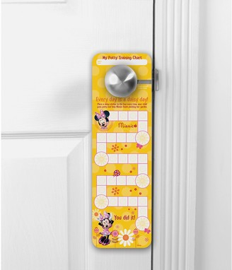 Disney Disney's Minnie Mouse Potty Training Chart & Stickers