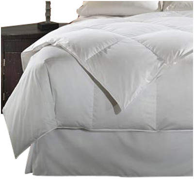 Wayfair Plymouth Hypoallergenic Midweight Down Comforter