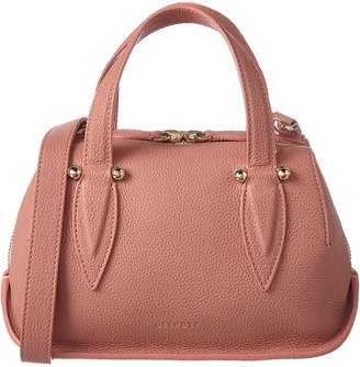 DELPOZO Doctor Leather Satchel