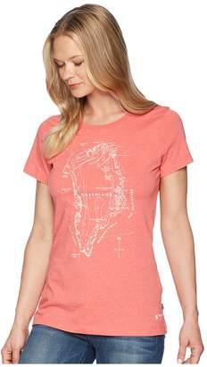 Fjallraven Greenland Printed T-Shirt Women's T Shirt