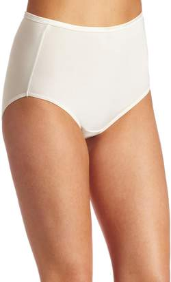 Vanity Fair Women's Body Shine Illumination Brief Panty 139