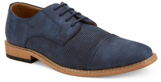 X-Ray Xray Newbold Cap Toe Oxford