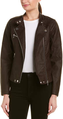 Urban Republic Quilted Moto Jacket