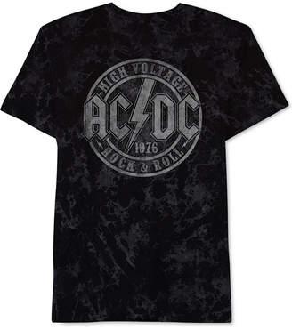 Hybrid Men's Ac/Dc Graphic T-Shirt