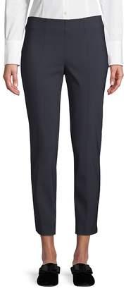 Saks Fifth Avenue BLACK Women's Slim Stretch Trousers