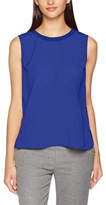J. Lindeberg Women's Emily Vest Tops, (dk Blue/Purple), 8 (Size:36)
