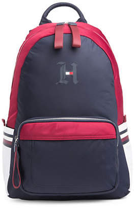 Tommy Hilfiger X Lewis Hamilton Sport Colourblock Backpack