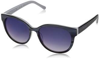 Elie Tahari Women's EL 158 BL Cateye Sunglasses