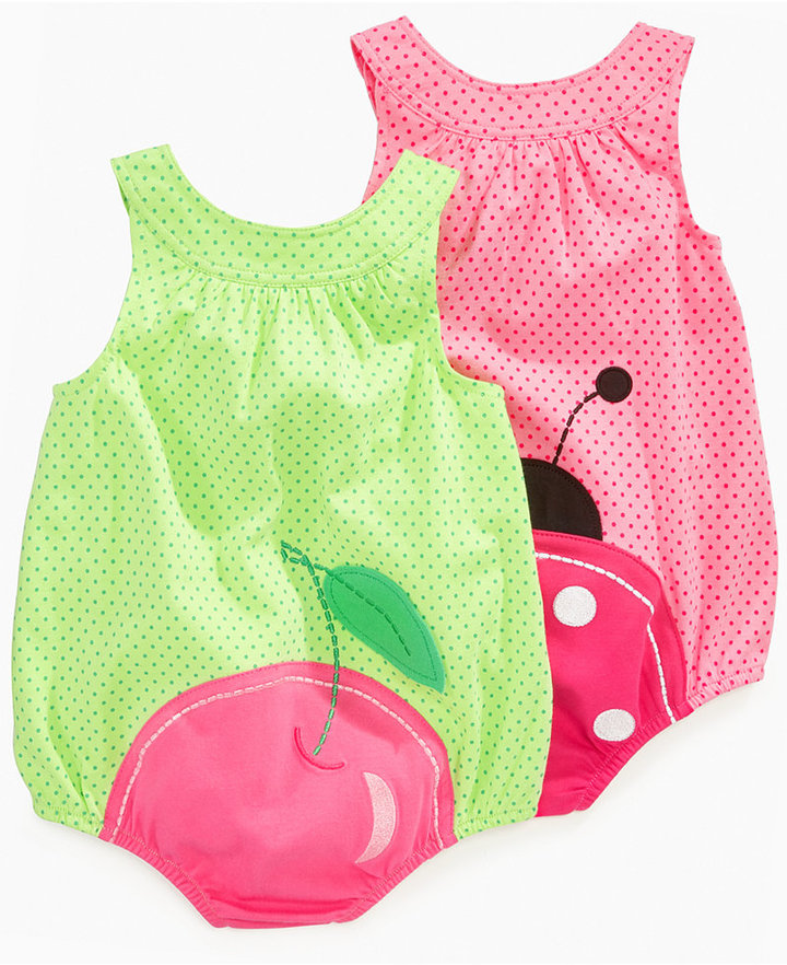 First Impressions Baby Girls' Sunsuit