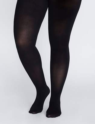 Lane Bryant Level 1 High-Waist Smoothing Tights - Super Opaque