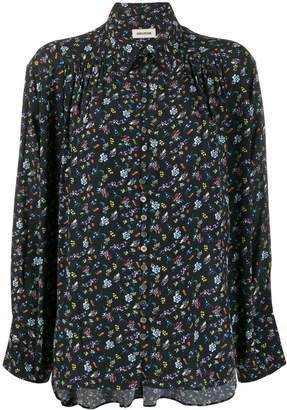 Zadig & Voltaire Zadig&Voltaire floral-print blouse