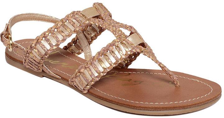 American Rag Shoes, Luna Flat Sandals