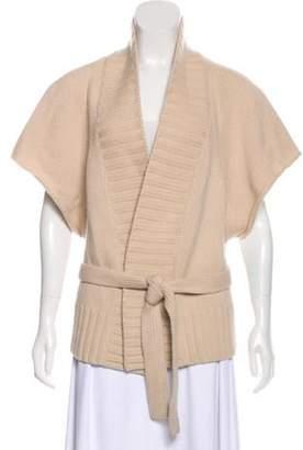 Michael Kors Cashmere Wrap Cardigan Pink Cashmere Wrap Cardigan