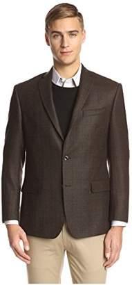 Franklin Tailored Men's Tonal Plaid Triton Sportcoat