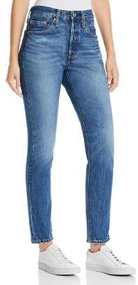 Levi's 501 Straight Jeans in Chill Pill