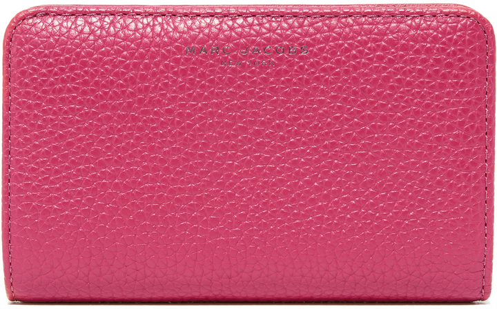 Marc JacobsMarc Jacobs Gotham Compact Wallet