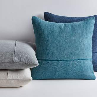 """west elm Cotton Canvas Pillow Covers (18""""sq.)"""
