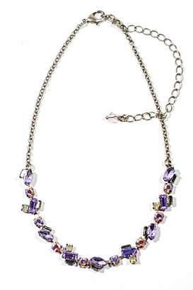 Sorrelli Lavender Crystal Necklace