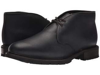 Frye James Lug Chukka Shearling Men's Lace-up Boots
